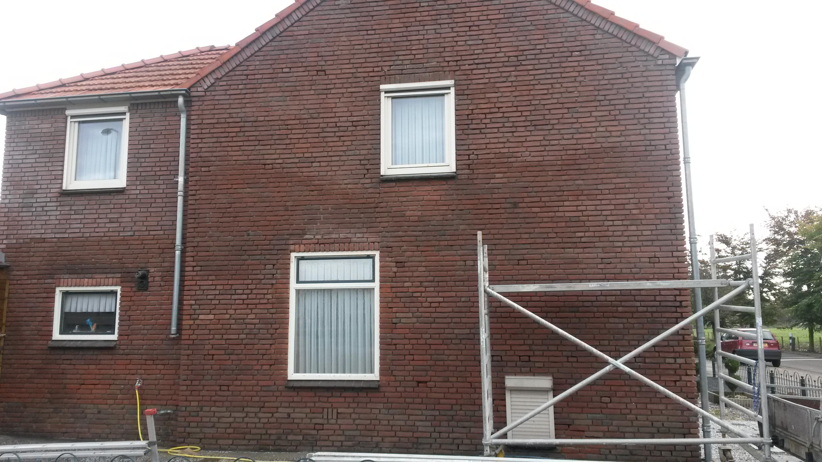 Renovatie multivoeg - Oude huis renovatie ...
